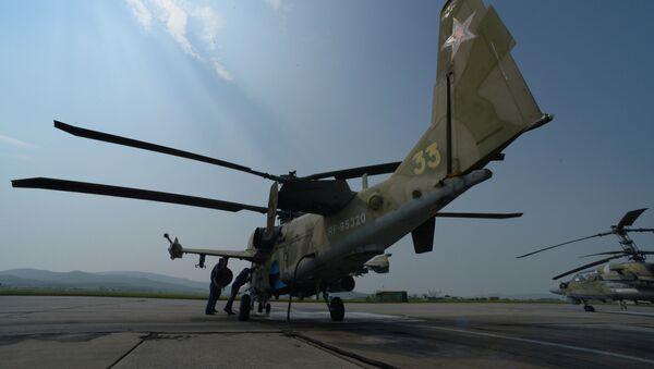 Vrtulníky Ka-52 Aligátor - Sputnik Česká republika