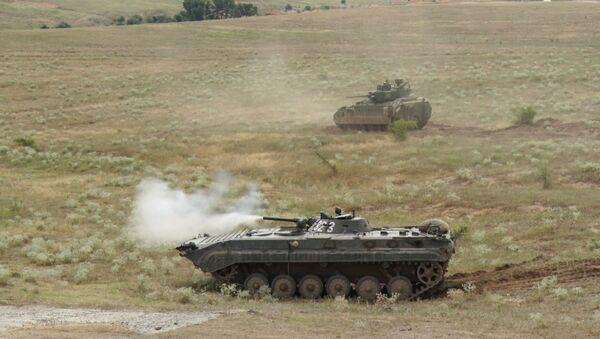 Cvičení NATO v Bulharsku - Sputnik Česká republika