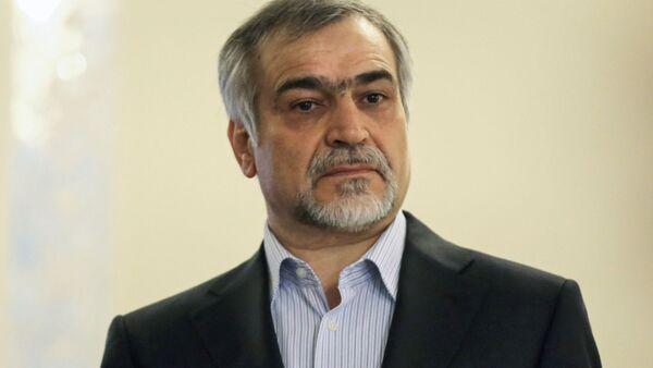 Bratr prezidenta Hassana Rouhaniho Husajn Feredún - Sputnik Česká republika