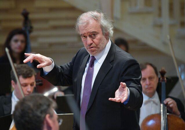 Dirigent Valerij Gergijev