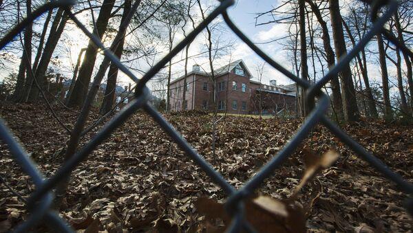 Dům v New Yorku, který patří ruským diplomatům - Sputnik Česká republika