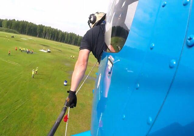 Vrtulníkové závody