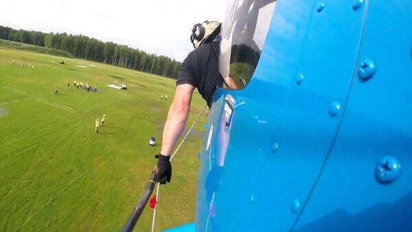 Vrtulníkové závody - Sputnik Česká republika