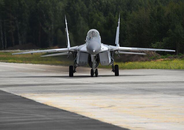 Stíhací letoun MiG-29