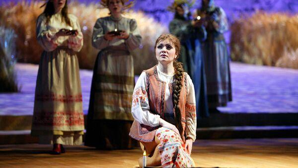 Opera Mazepa v podání Velkého divadla - Sputnik Česká republika