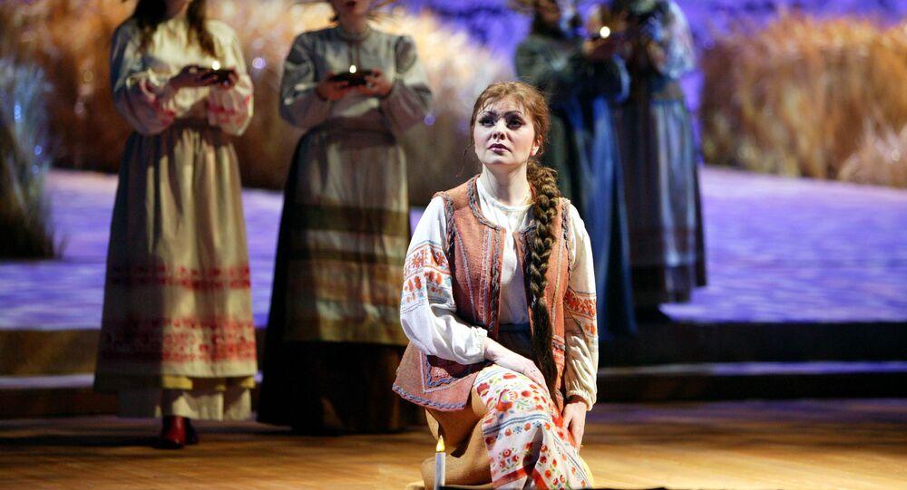 Opera Mazepa v podání Velkého divadla