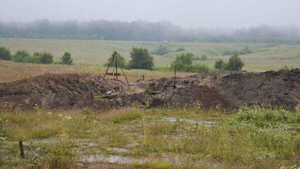 Archeologové objevili hroby dávných válečníků na Sendimirkinském pohřebišti v Čuvašsku - Sputnik Česká republika