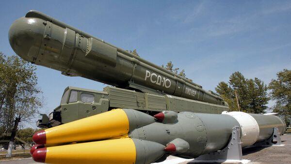 Raketový komplet RSD 10 - Sputnik Česká republika