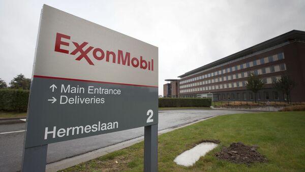 Kancelář ExxonMobil v Bruselu - Sputnik Česká republika