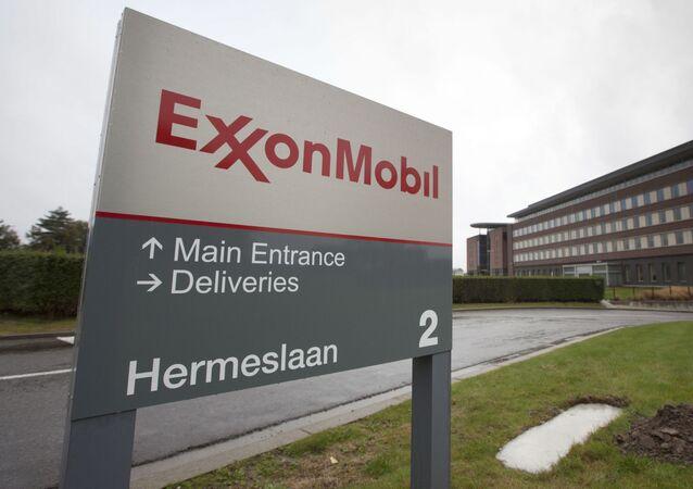 Kancelář ExxonMobil v Bruselu