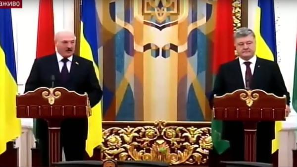 Ředitel Pohraniční služby Ukrajiny omdlel při vystoupení Lukašenka - Sputnik Česká republika