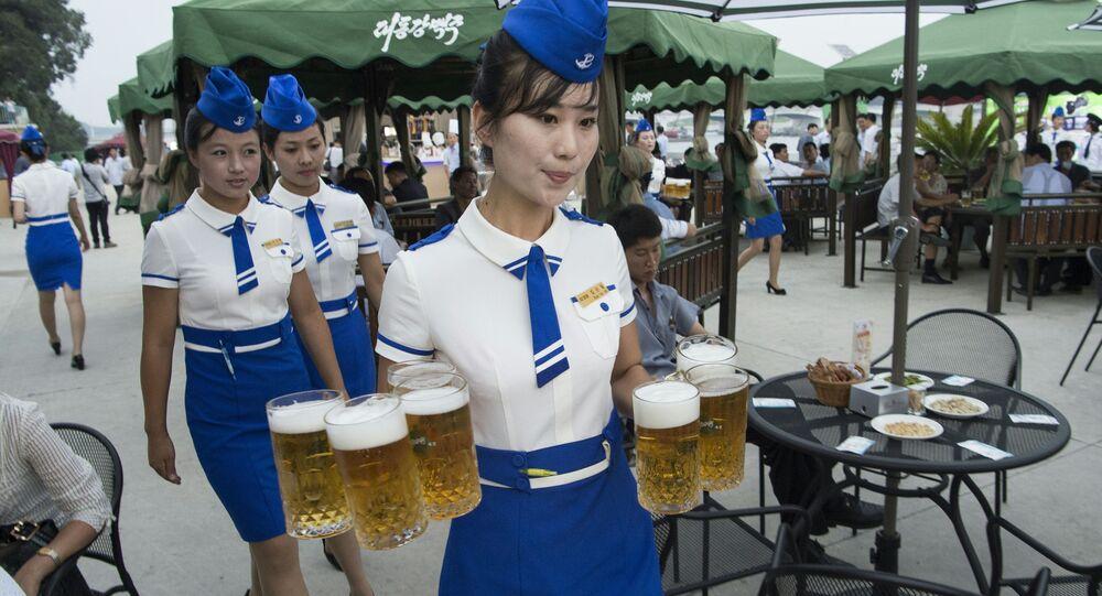 Pivní festival Taedonggang