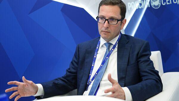 Předseda vedení německé Wintershall Mario Mehren - Sputnik Česká republika
