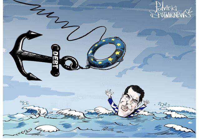 Kdo pomůže Řecku?