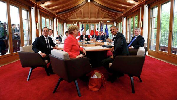 G7 - Sputnik Česká republika