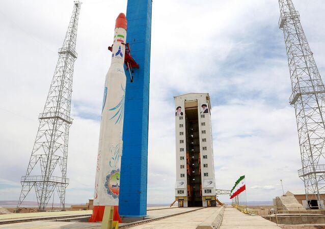 Nosná raketa Simorgh