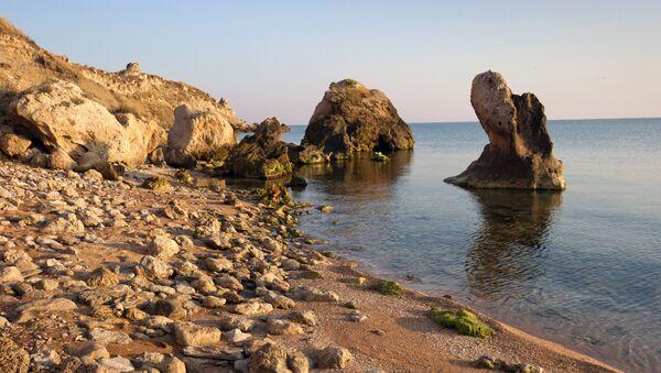 Azovské moře - Sputnik Česká republika