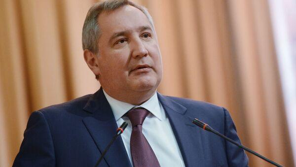 Vicepremiér RF Dmitrij Rogozin - Sputnik Česká republika