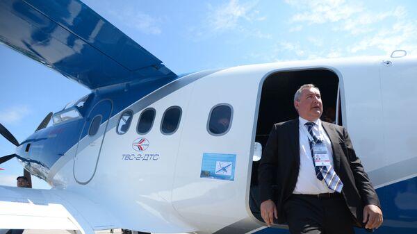 Ruský vicepremiér Dmitrij Rogozin (ilustrační foto) - Sputnik Česká republika
