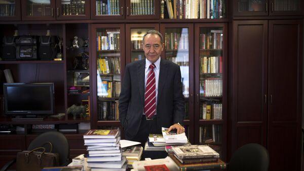 Rusko exministr tisku Michail Lesin - Sputnik Česká republika