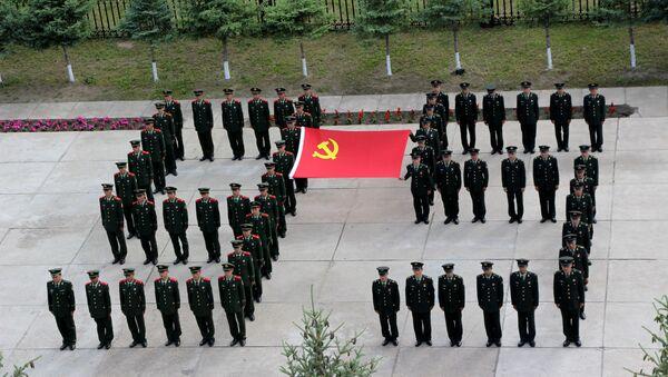 Čína - Sputnik Česká republika