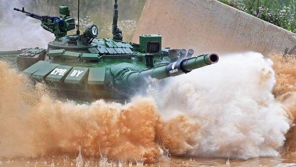 Mezinárodní armádní hry - Sputnik Česká republika