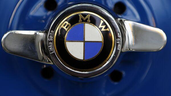 Logo BMW - Sputnik Česká republika