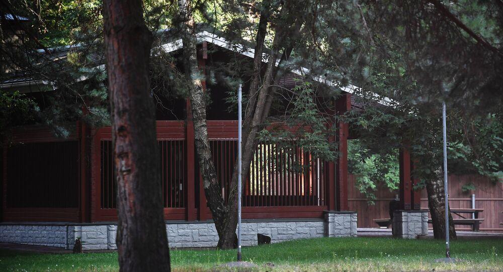 Vila v Serjebrjanom Boru