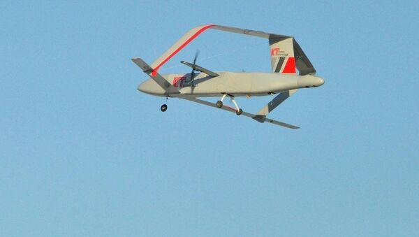 Bezpilotní letoun Fregat - Sputnik Česká republika