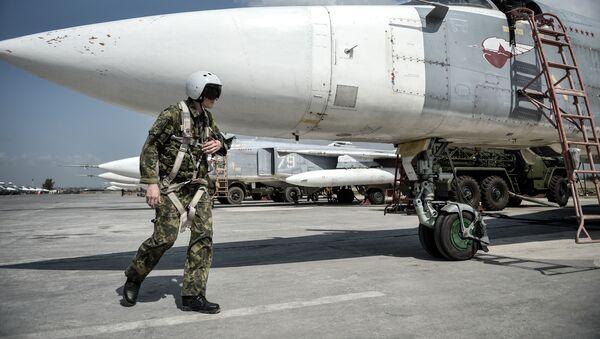 Pilot Su-24 - Sputnik Česká republika