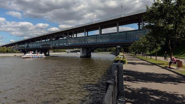 Řeka Moskva - Sputnik Česká republika