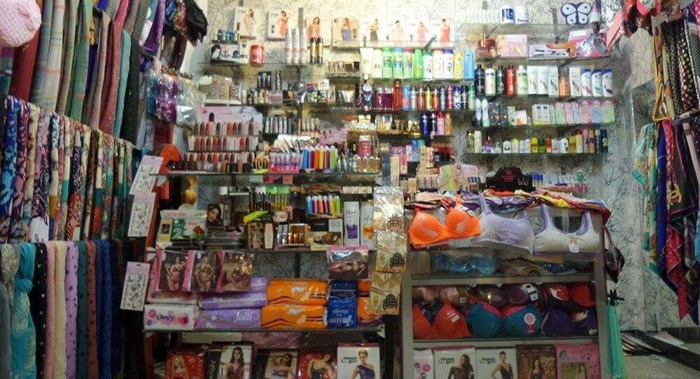 V Mosulu se začalo opět prodávat krásné dámské prádlo