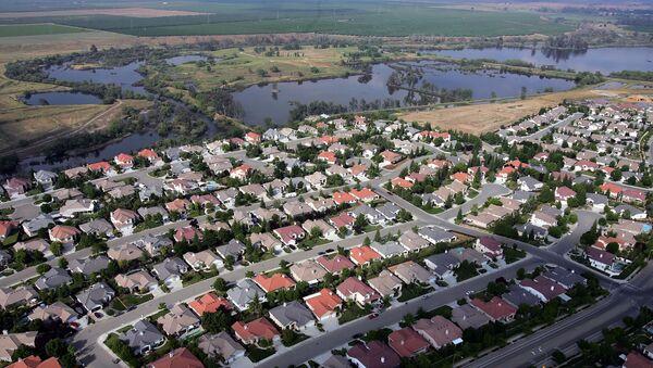 Malé město v Kalifornii. Ilustrační foto - Sputnik Česká republika