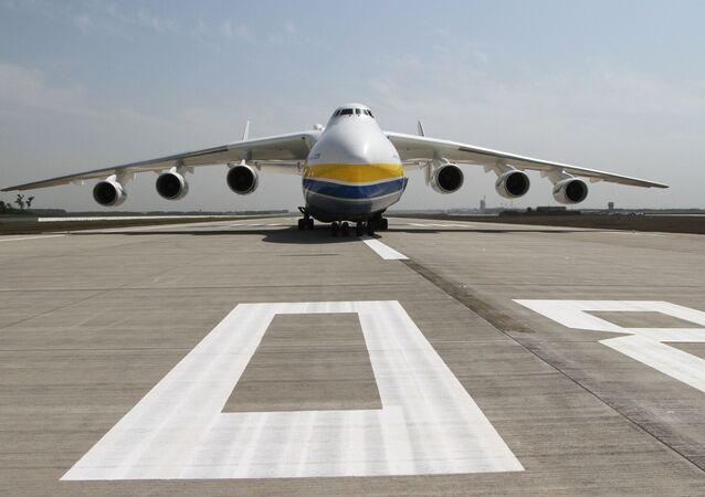 Letadlo An-225