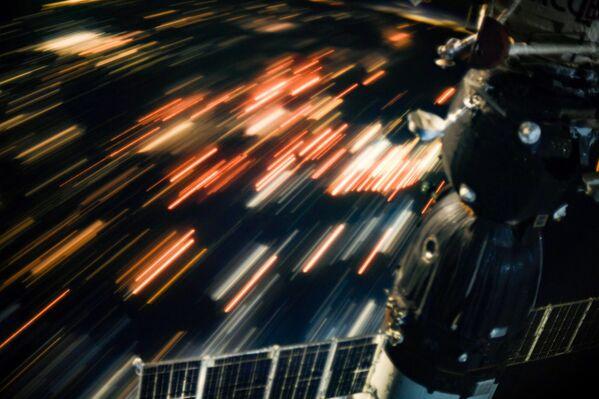 Pohled na Zemi z Mezinárodní vesmírné stanice - Sputnik Česká republika
