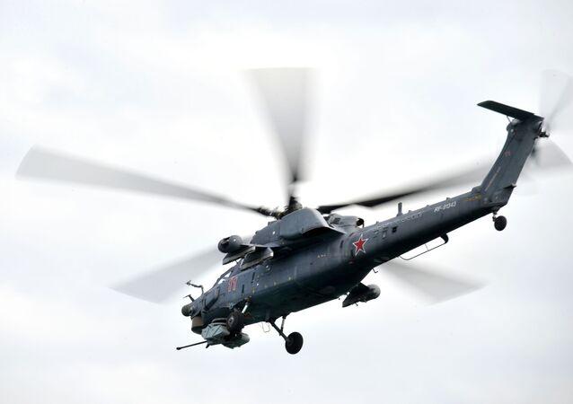 Vrtulník Mi-28