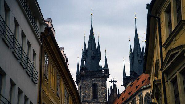 Kostel Matky Boží před Týnem - Sputnik Česká republika