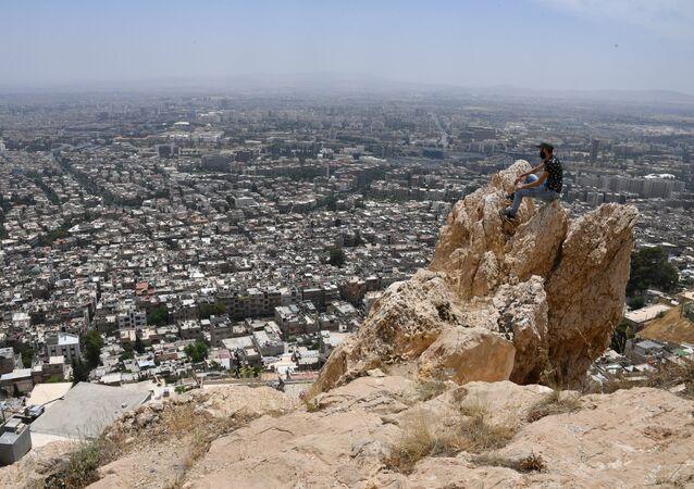 Pohled na Damašek