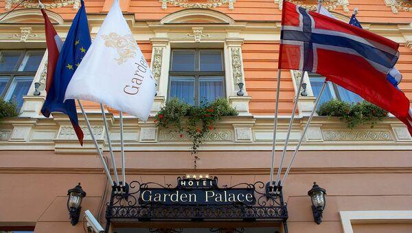 Hotel  Garden Palace v Rize - Sputnik Česká republika