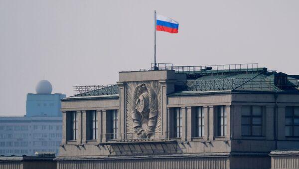Budova Státní dumy Ruska - Sputnik Česká republika