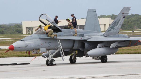 Letecká základna USA na ostrovu Guam - Sputnik Česká republika