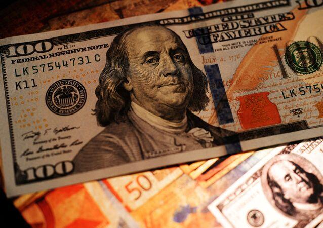 Bankovky dolaru