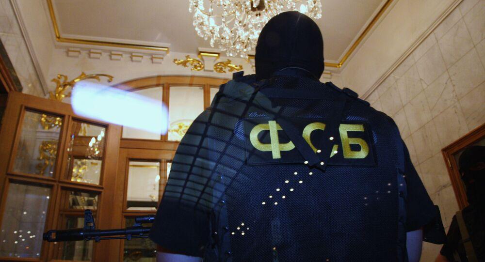 Příslušník FSB