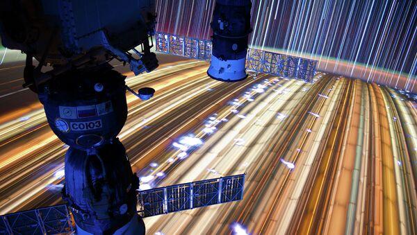 Mezinárodní vesmírné stanice (ISS) - Sputnik Česká republika
