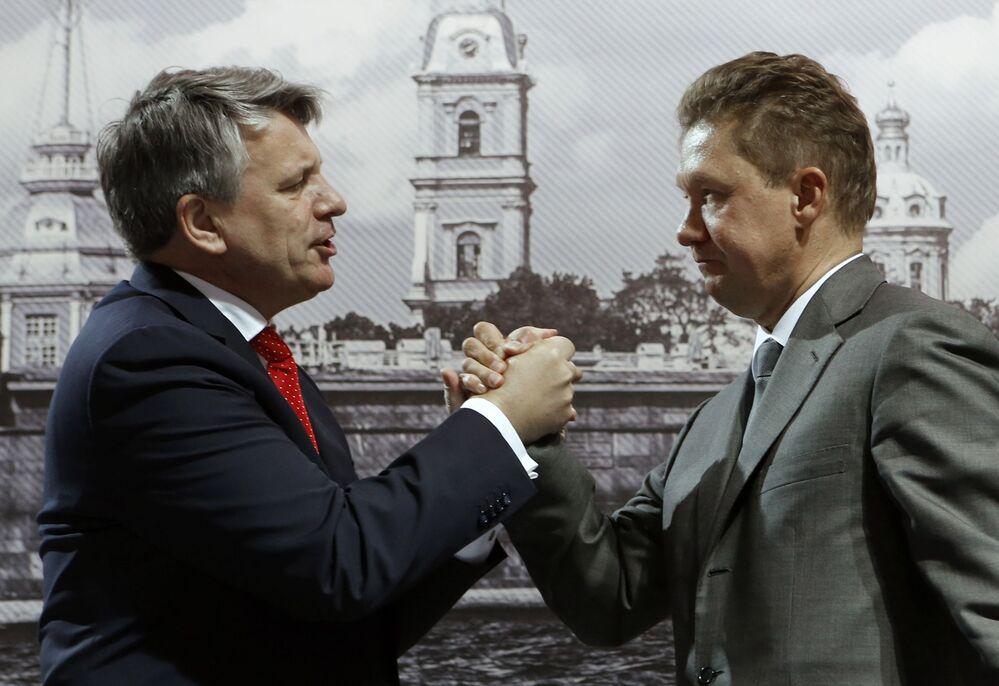 Výsledky Petrohradského fóra