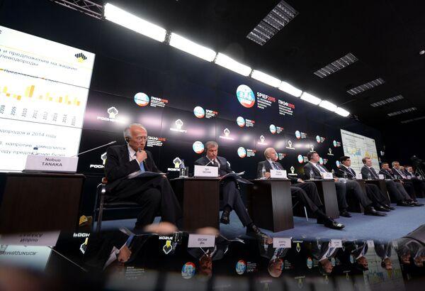 Výsledky Petrohradského fóra - Sputnik Česká republika
