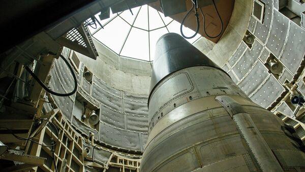 Mezikontinentální balistická raketa Titan II - Sputnik Česká republika