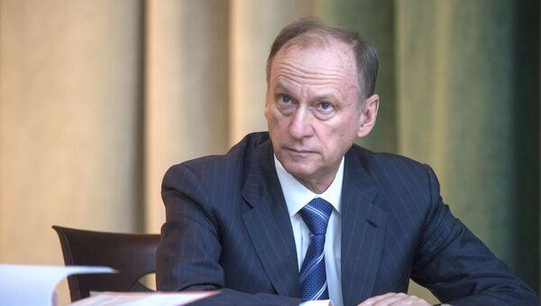 Tajemník ruské bezpečnostní rady Nikolaj Patrušev - Sputnik Česká republika