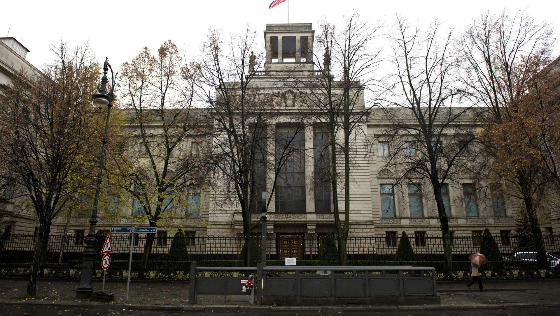 Ruské velvyslanectví v Berlíně - Sputnik Česká republika, 1920, 08.02.2021