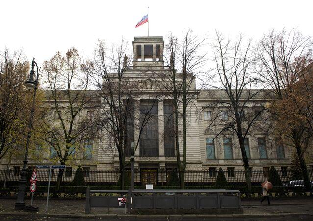 Ruské velvyslanectví v Berlíně